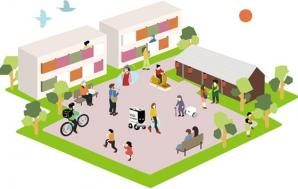 パナソニックとUR都市機構が共助型モビリティサービスの実証に向けた共同研究協定を締結
