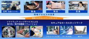 新事業「現場マルチネットワークサービス」の提供を開始