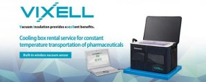Launch of VIXELL (TM) Vacuum Insulated Cooling Box Rental Services
