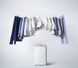 ハイブリッド方式 衣類乾燥除湿機 F-YHUX120を発売