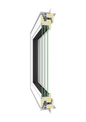 国内最高クラスの断熱性能の樹脂サッシをエクセルシャノンと共同開発 真空断熱ガラス「Glavenir(グラベニール)」を国内の建築物用の樹脂サッシに初めて導入
