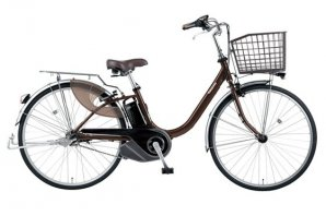 国内初、押し歩き機能搭載電動アシスト自転車「ビビ・L・押し歩き」を新発売