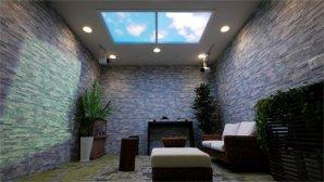 天窓を人工的に再現する「天窓Vision」を開発 照明や音響などを組み合わせた空間演出提案を開始