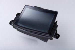 パナソニックの大画面WS HUDが三菱自動車の『アウトランダー』に採用