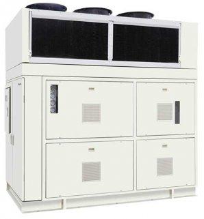 ブースター方式「CO2冷媒採用ノンフロン冷凍機」80馬力モデルを発売