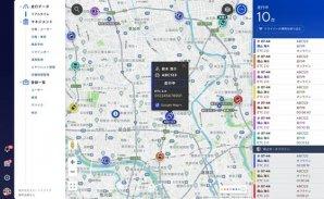 スマートドライブとパナソニックが物流車両を利用する企業向け運行管理の実証サービス「ETC2.0 Fleetサービス」を開始