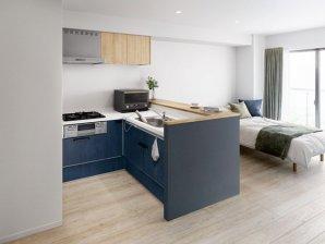 クックパッドとパナソニックが協業「単身者向け賃貸住宅でも料理を楽しめる」充実のキッチン空間を実現したリノベーションプランを提供