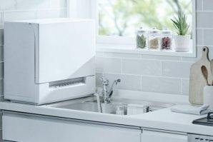 卓上型食器洗い乾燥機「スリム食洗機」NP-TSK1 他1機種を発売