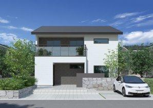 「耐震性」と「快適性」重視のテクノストラクチャー工法2階建て住宅「BASIE(ベイシー)」を発売